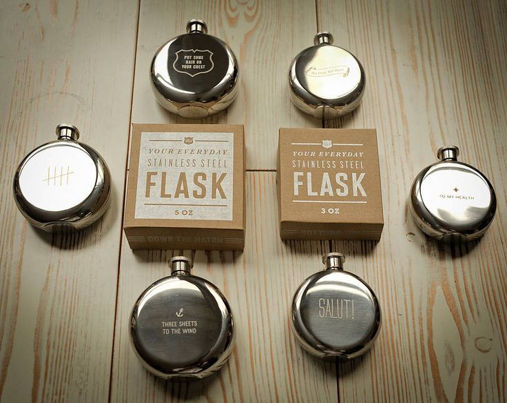 Whisky A Go-Go: Which Hip Flask Is Best For Transport?