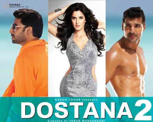 Dostana 2 Movie (2013) Details & Wiki, Star Cast – John, Katrina, Abhishek In Lead,John Abraham, Katrina Kaif, Abhishek Bachchan ,Star Cast Of Dostana 2 Movie (2013)