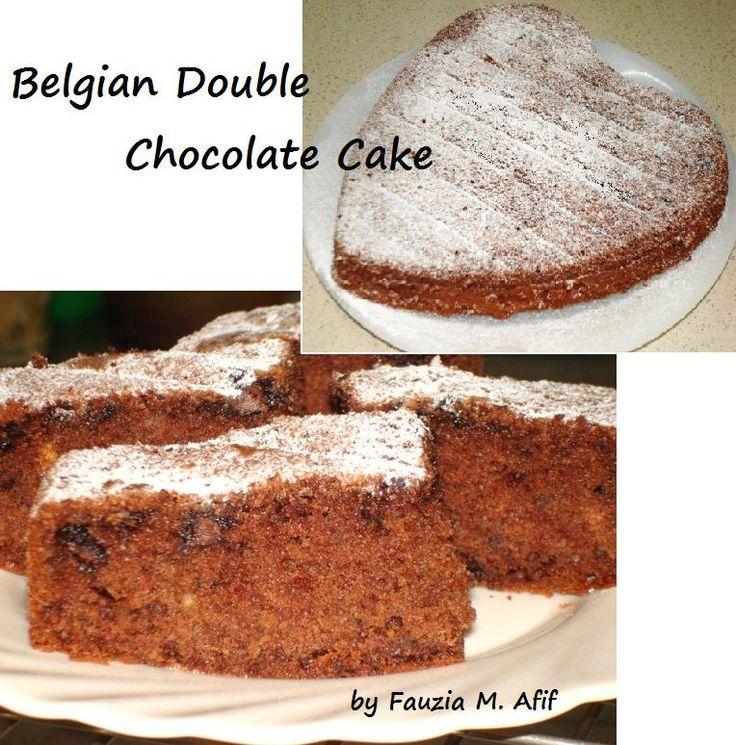 Black Forest Cake Fauzia S Kitchen Fun