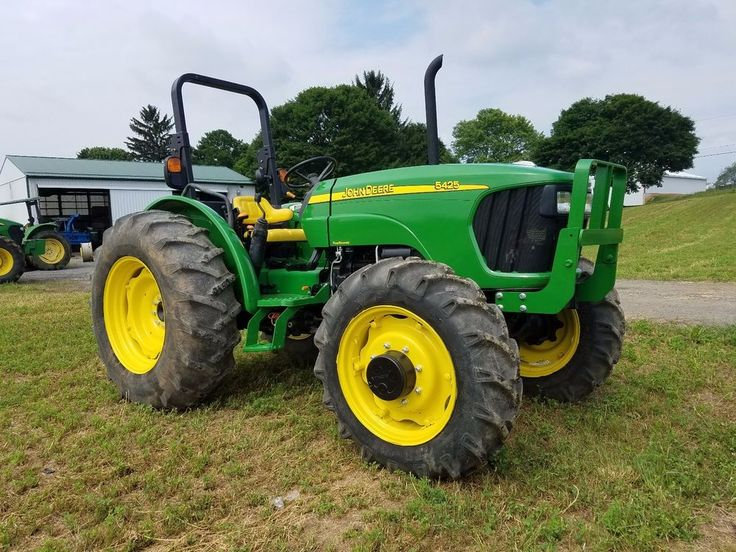 best ideas about john deere utility tractors  2006 john deere 5425 ag utility farm tractor diesel engine 4x4 machinery 81 hp