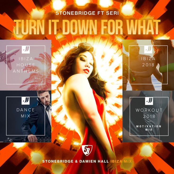Thank you Double J for the massive playlist love on TURN IT DOWN FOR WHAT (StoneBridge & Damien Hall Ibiza Mix) - you rock! #stonebridge #seri #damienhall #turnitdownforwhat #ibiza #house