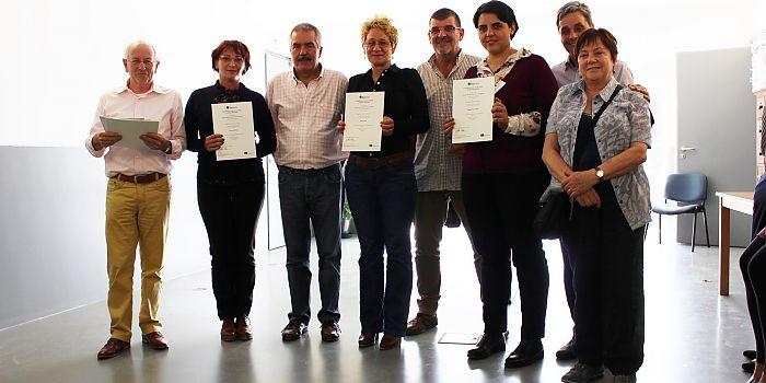 """CURS DE FORMARE """"ERASMUS+"""" PENTRU CADRELE DIDACTICE ŞI MILITARE DIN COLEGIUL NAŢIONAL MILITAR """"MIHAI VITEAZUL"""" ALBA IULIA • De curând, trei cadre didactice s-au întors din prima mobilitate derulată în cadrul proiectului """"Erasmus+"""": """"Împletind tradiţia cu modernitatea, implementăm calitatea europeană în şcoală"""""""