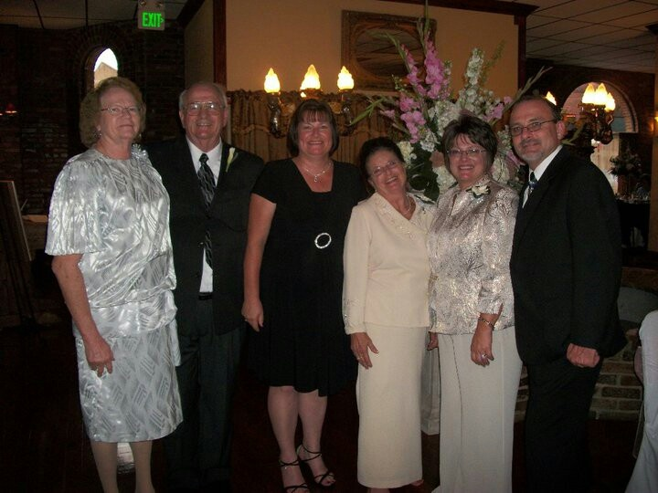 GayNell, Dad, Me, Mom, Darleen and Hugh