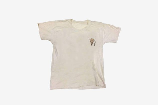 Longhorn T-Shirt by Travi$ Scott on What Drops Now