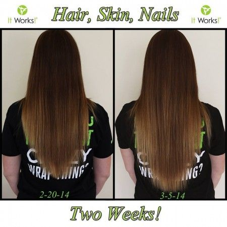 69 best Hair, Skin, Nails from It Works! images on ...