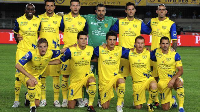 Skuad dan Daftar Pemain Chievo Verona 2016-2017