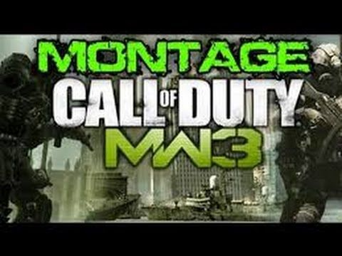 Call of Duty modern warfare 3 Montage!