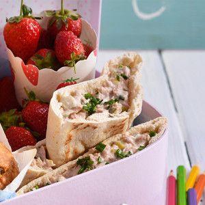 Tuna Mayo Pita #Kids #Lunchbox #SouthAfrica