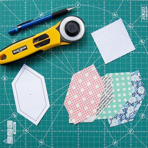 Spinning Spools quilt sewing pattern /& templates Kansas Dugout ~ Quilt /& Block