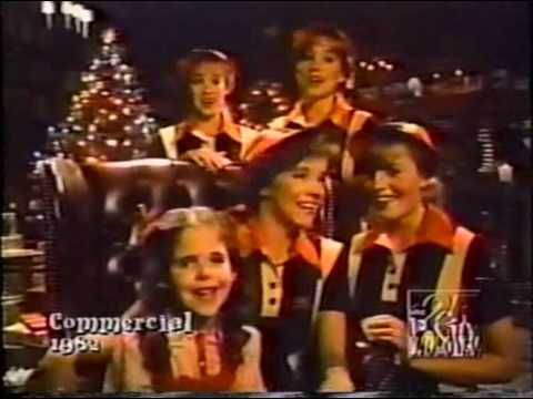 Sarah Michelle Gellar Burger King Holiday Commercial 1982