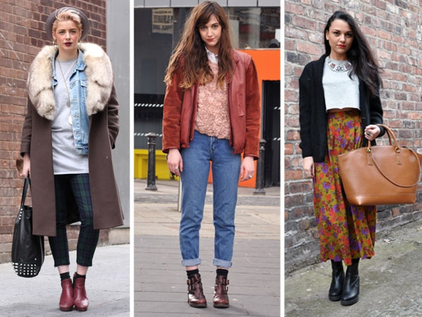 Liverpool Vs Manchester Street Chic Who Wins Your Vote For The Most Stylish City Grazia