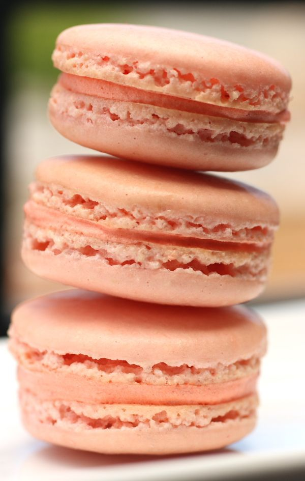 French Macaron recipe from Better With Butter. So perfect, light and sweet!