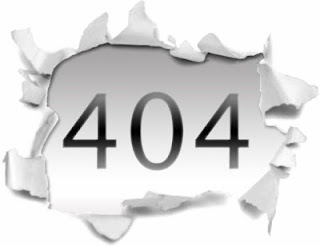 Improve your 404 page