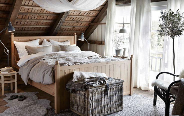 Sypialnia styl Prowansalski - zdjęcie od IKEA - Sypialnia - Styl Prowansalski - IKEA