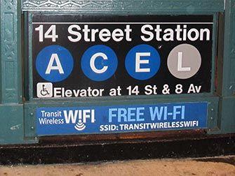 Gratis WiFi in New York? U kunt gebruikmaken van een gratis netwerk bij restaurants, in parken en op metrostations. Ontdek alle hotspots in New York!