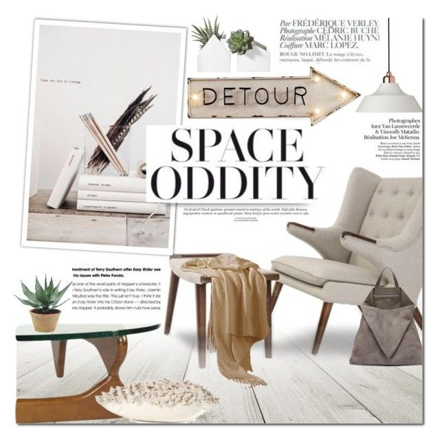 """Space Odity - MLF #2"" by dian-lado ❤ liked on Polyvore featuring interior, interiors, interior design, home, home decor, interior decorating, Dyberg Larsen, NDI, TSATSAS and Dot & Bo"