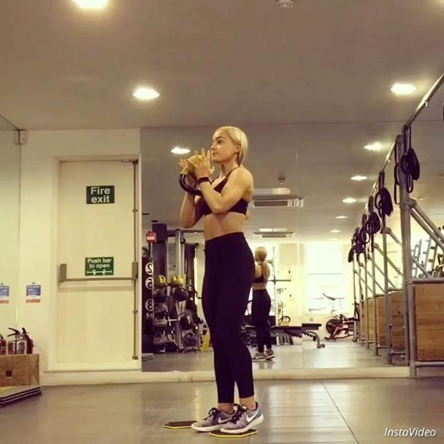 "Alice (@clean_eating_alice) on Instagram: ""core, legs"""
