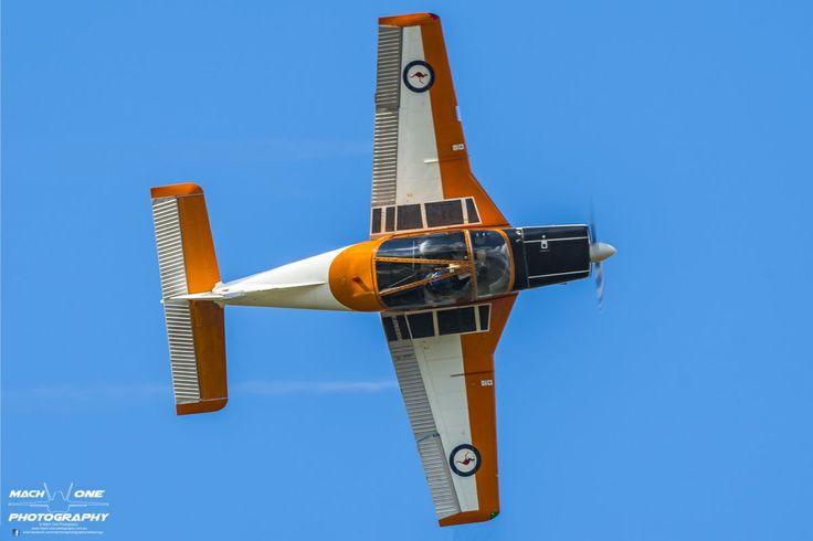 RAAF CT-4/A - Photo by: Mach One Aeromedia