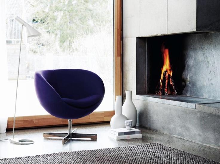 The Varier Planet chair designed by Svein Ivar Dysthe