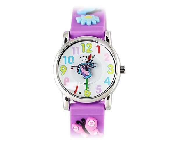 >> Click to Buy << Mini purple Butterfly Design willis Analog Woman Waterproof Digital Quartz Watch Student watch relogios feminino #Affiliate