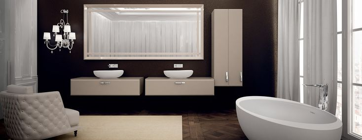 Teuco bathroom furniture