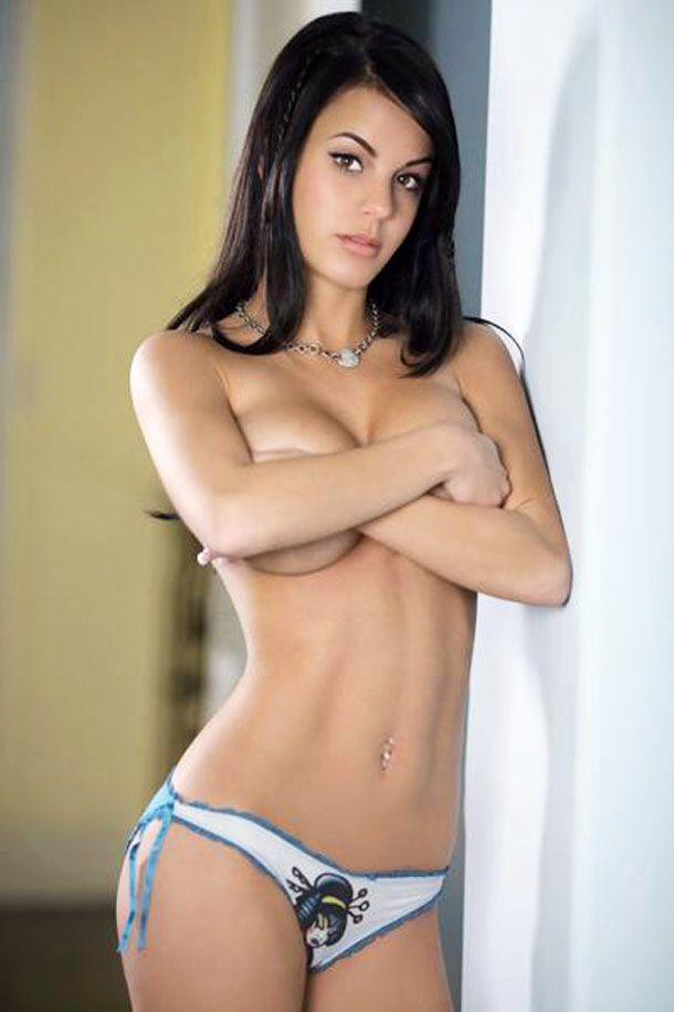gabriella fox topless nude
