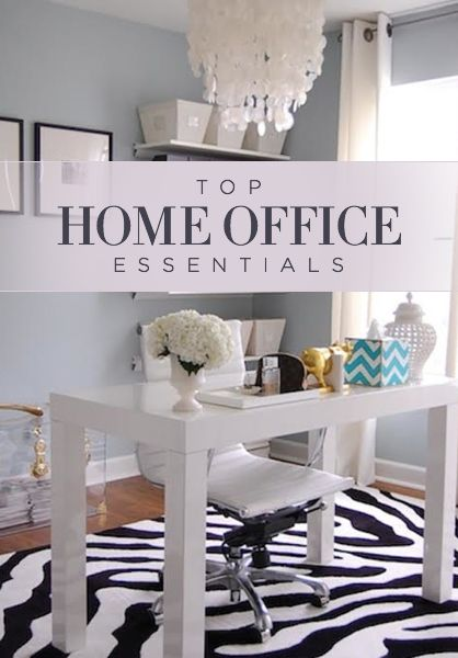 Top Home Office Essentials