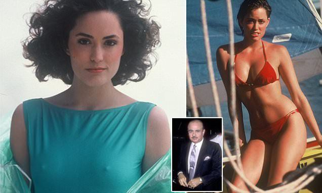 Model lifts veil on her life as a 'pleasure wife' for an arms dealer