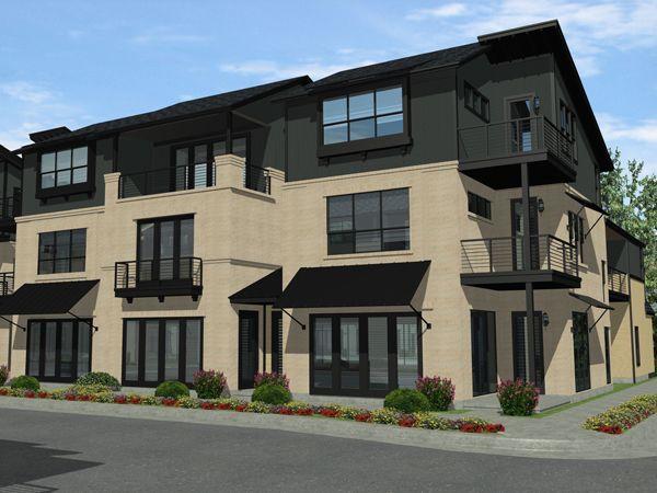 AU Unit 3 Shop House Mueller - in Mueller - Home Details - Homes By Avi - New Home Builder in Austin - New Homes Austin