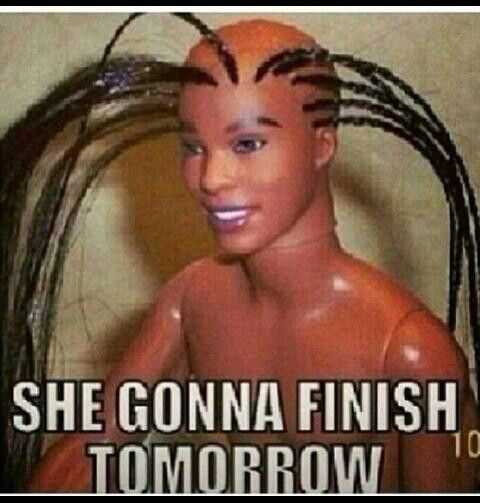 Ratchet hoes be like... lmao