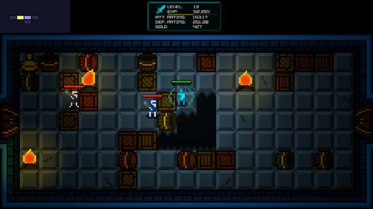 Legend of Pixelia, a multiplayer game. Vote on #greenlight http://steamcommunity.com/sharedfiles/filedetails/?id=389007672 … #gamedev #indiedev #pixelart #screenshotsaturday