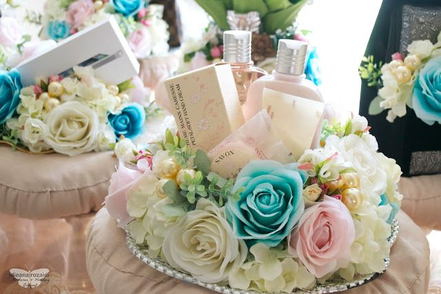 Hantaran in pastel #wedding #mybigday