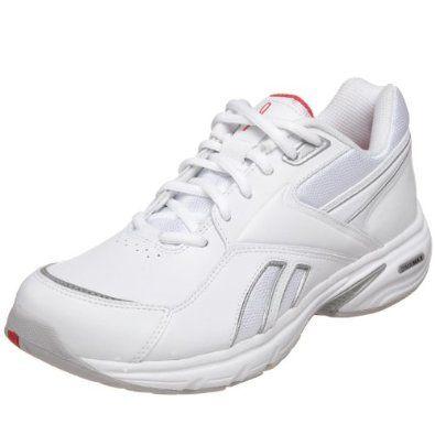 Reebok Women's Lifewalk DMX Max Walking Sneaker,Pink/White/Silver,6 M US Reebok. $59.99