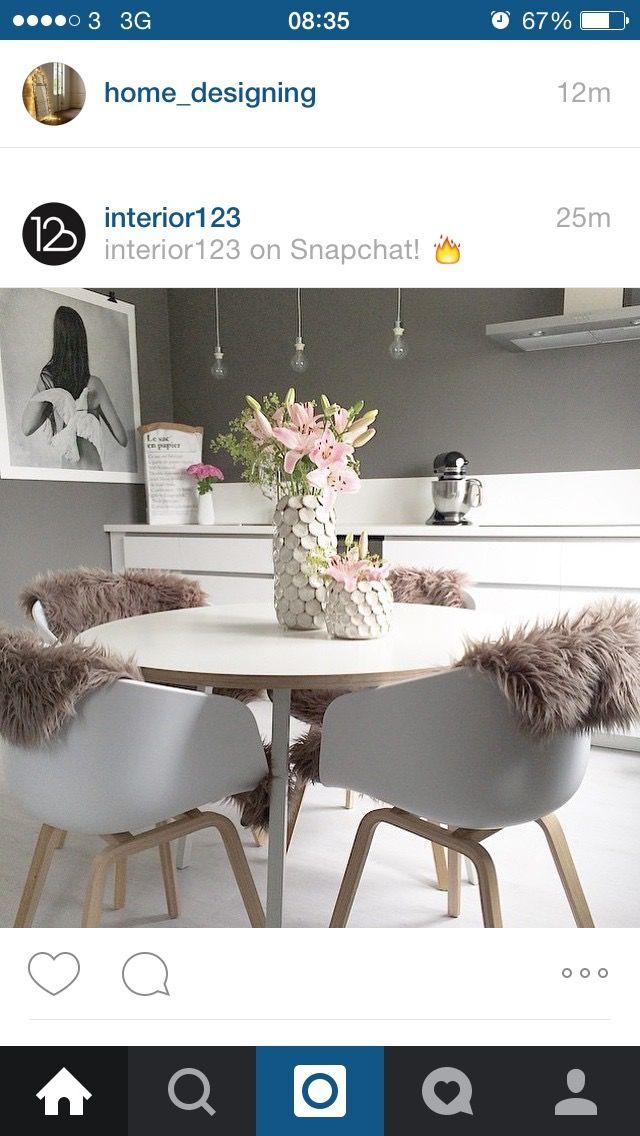 Blumenschmuck, Esstisch, Dekoideen Für Die Wohnung, Süß, Instagram, Ps,  Büro Verjüngungskur, Ideen Für Die Küche