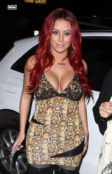 Aubrey O'Day Pictures - Aubrey O'Day at the Glamhouse Party in Hollywood - Zimbio