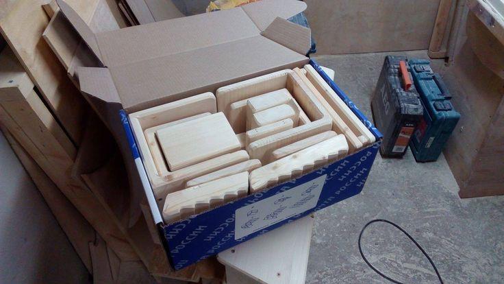 КУБИ-ДОМИК умещается в почтовую коробку )) Вес домика с коробкой 7,5 кг. Москва - самовывоз с м.Беляево. Почтовая отправка через https://www.facebook.com/olesya.oz