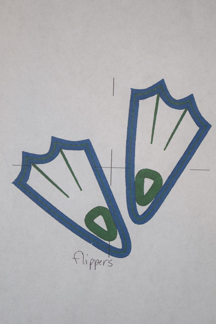 Flippers nike logo flipper logos