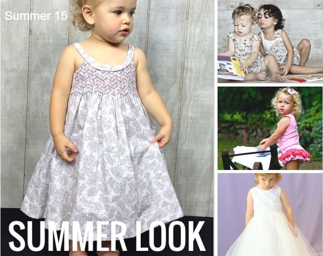 Super Cute Dresses for Your Girl to Wear in Summer