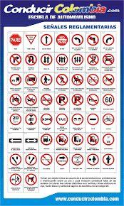Resultado de imagen para señales de transito preventivas