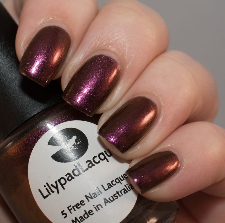Lacky Corner: Reader's Choice - Lilypad Lacquer Sunset At Sea
