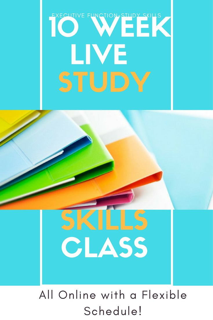 This course covers essential skills for learners of all ages such as: planning, organization, time management, working memory, metacognition, self-control, sustained attention, flexibility, and perseverance, and finishes with a study skills unit!