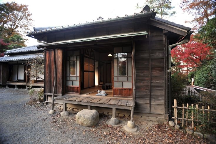 The house of Natsume Soseki, author of Kokoro and I Am A Cat (among others).