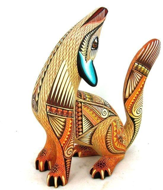 Best images about oaxacan animals on pinterest folk