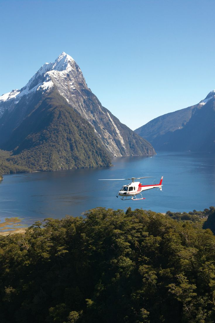 We demystify Doubtful & Milford Sound, drink Champagne and look for The Hobbit in Queenstown New Zealand http://blog.luxuryadventures.co.nz/helicopters-hobbits-and-champagne