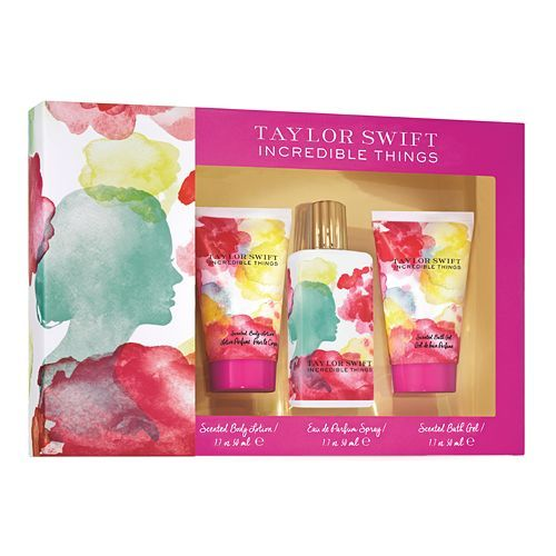 Spritz this vibrant Taylor Swift fragrance on each morning for an incredible scent. Shop Taylor Swift Incredible Things 3-pc. Fragrance Gift Set - Women's at #KohlsBeauty.