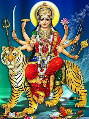 Puja Samagri used for Navratri Puja - temples in india info blog