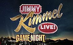 JIMMY KIMMEL GAME NIGHT Late night talk show host Jimmy Kimmel comes to prime time with a look at the match-up for the N.B.A. Basketball Championship finals and he invites special guests to take part in the fun. (30 Min)