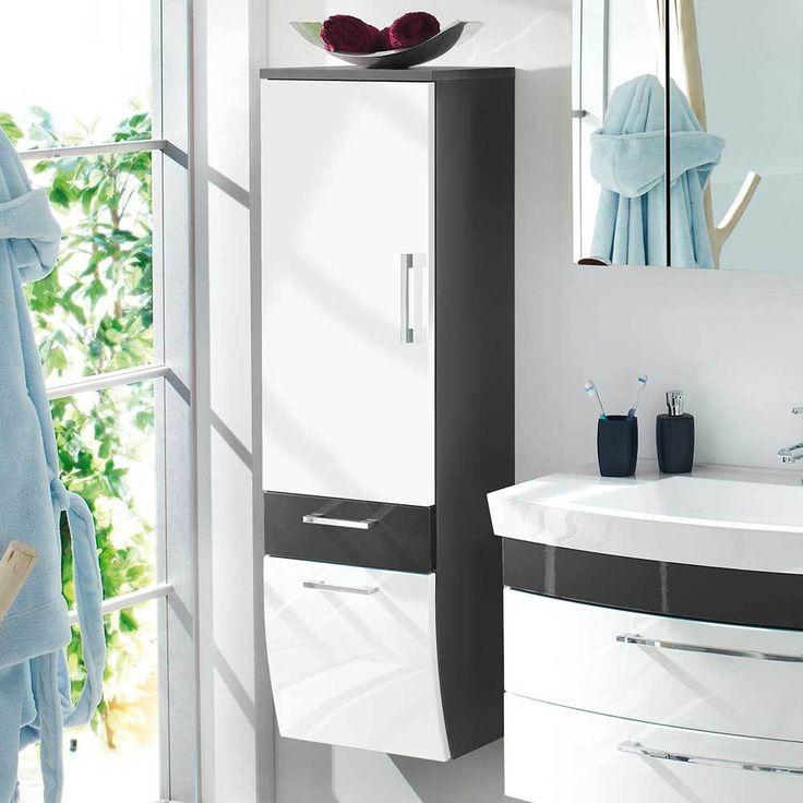 Die besten 25+ Bad hochschrank Ideen auf Pinterest Ikea spiegel - badezimmer wandschrank