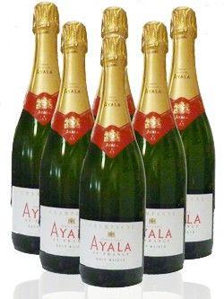 Ayala Brut Champagne Case