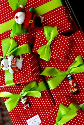 #Christmas gift #wrapping ideas ToniK ⓦⓡⓐⓟ ⓘⓣ ⓤⓟ #DIY #crafts ornaments original-home.ru
